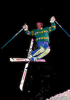 Mike Rawles (MR163) Alpine Skiing at night, Summit County, CO. Mike Rawles (MR163). Summit County, Colorado.