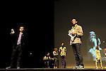 DANCE OR DIE....conception et présentation Ivan Argote, Yaïr Barelli, Pauline Bastard..concurrents Nuno Bizarro, Rafaël Cherkaski, Asamï Nishimura, Aurélien Seugnet, Barbara Sorin reportage Pauline Bastard applaudimètre Ivan Argote..Lieu : Theatre de la Ville..Cadre : Concours Danse Elargie..Ville : Paris..Le : 26 06 2010..© Laurent PAILLIER / www.photosdedanse.com..All Rights reserved
