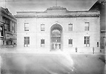 Frederick Stone negative. New Citizens & Mfrs. Bank Building 1925.