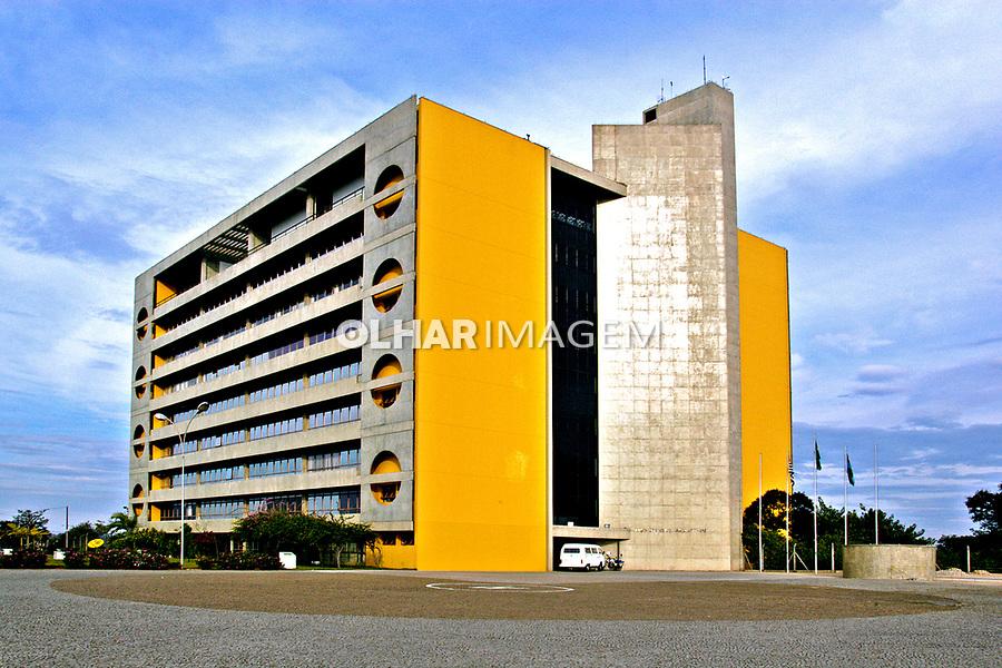 Prefeitura Municipal de Jundiaí, São Paulo. 2004. Foto de Juca Martins.
