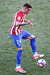 Atletico de Madrid's Jose Maria Gimenez during La Liga match. April 15,2017. (ALTERPHOTOS/Acero)
