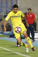 Villarreal's Aitor Cantalapiedra during the XXXVII trophy of Legane's City between CD Leganes and Villarreal CF at Butarque Stadium. August 13, 2016. (ALTERPHOTOS/Rodrigo Jimenez) /NORTEPHOTO