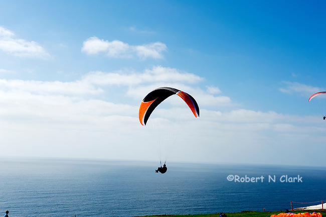 Torrey Pines Glider port near San Diego