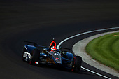 Verizon IndyCar Series<br /> Indianapolis 500 Practice<br /> Indianapolis Motor Speedway, Indianapolis, IN USA<br /> Tuesday 16 May 2017<br /> James Hinchcliffe, Schmidt Peterson Motorsports Honda<br /> World Copyright: Phillip Abbott<br /> LAT Images<br /> ref: Digital Image abbott_indyP_0517_11109