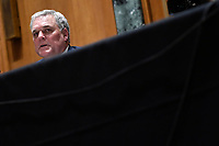 Internal Revenue Service Commissioner Charles Rettig testifies before the US Senate Finance Committee on Capitol Hill in Washington, Tuesday, June 30, 2020, during a hearing on the 2020 filing season and COVID-19 recovery. <br /> Credit: Susan Walsh / Pool via CNP /MediaPunch