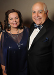 Noel Bezette-Flores and Dr. William Flores at Celebrating 40 Years: University of Houston- Downtown Gala at the JW Marriott Downtown Friday Jan. 23,2015.(Dave Rossman For the Chronicle)