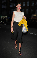 Jodie Kidd at the ELA London spring/summer 19 collection launch party, ELA, Brompton Road, London, England, UK, on Tuesday 14th May 2019.<br /> CAP/CAN<br /> ©CAN/Capital Pictures