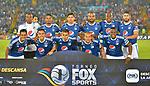 Independiente Santa Fe venció 3-1 a Millonarios. Segunda fecha Torneo Fox Sports 2019.