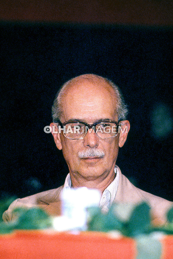 Pessoa. Personalidade. Antonio Candido, professor e escritor. SP. Foto de Juca Martins.