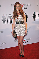 "Arielle Vandenberg at the premiere of her new movie ""The Ugly Truth"" at the Cinerama Dome, Hollywood..July 16, 2009  Los Angeles, CA.Picture: Paul Smith / Featureflash"