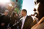 Barack Obama in New Hampshire