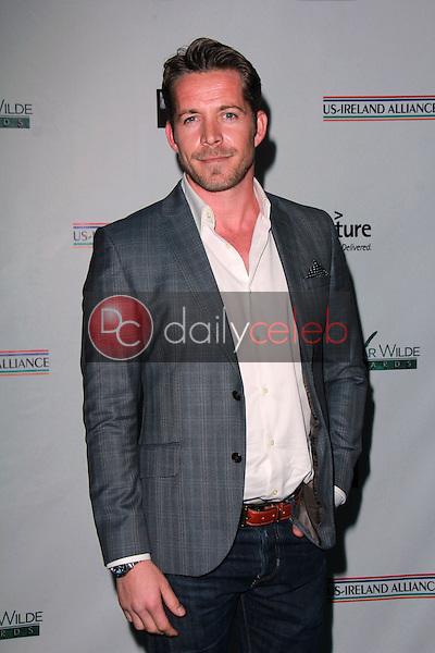 Sean McGuire<br /> at the Oscar Wilde US-Ireland Pre-Academy Awards Event, Bad Robot, Santa Monica, CA 02-19-15<br /> David Edwards/DailyCeleb.com 818-249-4998