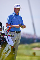 J.T. Poston (USA) looks over his tee shot on 13 during Friday's round 2 of the 117th U.S. Open, at Erin Hills, Erin, Wisconsin. 6/16/2017.<br /> Picture: Golffile | Ken Murray<br /> <br /> <br /> All photo usage must carry mandatory copyright credit (&copy; Golffile | Ken Murray)