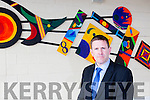 New Principal of Causeway Comprehensive School Cathal Fitzgerald