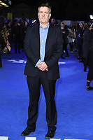 "Damian Jones<br /> arriving for the ""Blue Story"" premiere at the Curzon Mayfair, London.<br /> <br /> ©Ash Knotek  D3534 14/11/2019"