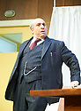 What The Butler Saw by Joe Orton, directed by Sean Foley . With Omid Djalili as Dr Rance.  Opens at The Vaudaville Theatre  on 16/5/12 .CREDIT Geraint Lewis