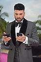 MIAMI, FL - FEBRUARY 20: Jomari Goyso, attends Univision's Premio Lo Nuestro 2020 at AmericanAirlines Arena on February 20, 2020 in Miami, Florida.  ( Photo by Johnny Louis / jlnphotography.com )