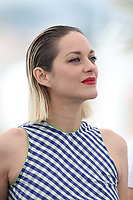 CANNES, FRANCE - MAY 12: Marion Cotillard attends the photocall for the 'Angel Face (Gueule D'Ange)' during the 71st annual Cannes Film Festival at Palais des Festivals on May 12, 2018 in Cannes, France<br /> CAP/GOL<br /> &copy;GOL/Capital Pictures