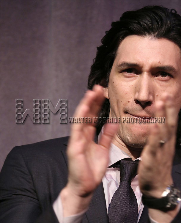 Adam Driver during the presentation of 'This Is Where I Leave You'  at the 2014 Toronto International Film Festival at the Roy Thomson Hall on September 7, 2014 in Toronto, Canada.