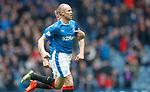 07.04.2018 Rangers v Dundee:<br /> Kenny Miller celebrates his goal