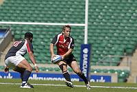 Twickenham, England. during the Churchill Cup game, Canada vs USA, at Twickenham Stadium  02/06/2007 [Mandatory Credit Peter Spurrier/ Intersport Images]