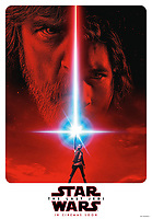 Star Wars: The Last Jedi (2017)<br /> POSTER ART<br /> *Filmstill - Editorial Use Only*<br /> CAP/FB<br /> Image supplied by Capital Pictures
