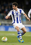 Real Sociedad's Esteban Granero during La Liga match. April 9,2016. (ALTERPHOTOS/Acero)