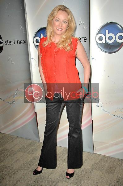 Virginia Madsen<br /> at the Disney ABC Television Group Summer Press Junket, ABC Studios, Burbank, CA. 05-15-10<br /> David Edwards/Dailyceleb.com 818-249-4998