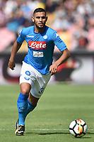 Faouzi Ghoulam Napoli <br /> Napoli 01-10-2017 Stadio San Paolo Football Calcio Serie A 2017/2018 Napoli - Cagliari  <br /> Foto Andrea Staccioli / Insidefoto