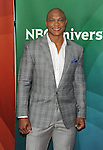 Eddie George arriving at the NBCUniversal Winter Press Tour 2014, held at the Langham Huntington Hotel in Pasadena, Ca. January 19, 2014.