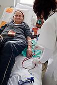 Kidney dialysis department at the Multiprofil Hospital, Gabrovo, Bulgaria