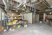 Central High School Bridgeport CT Expansion & Renovate as New. State of CT Project # 015-0174. Classroom. One of 88 Photographs of Progress Submission 41, 29 June 2018