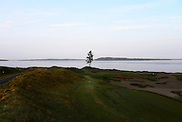 Chambers Bay Golf Course in University Place, Washington will host the 2015 U.S. Open in June 2015. Photo by Daniel Berman for Golf Course Management Magazine.