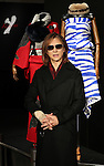 """December 24, 2016, Tokyo, Japan - Yoshiki, a member of Japanese rock group """"X Japan"""" poses for photo as he attends an opening event to promote his designed kimono dress """"Yoshikimono"""" at the Isetan department store in Tokyo on Monday, December 26, 2016. Business of Yoshiki's parents was kimono fabrics shop, but he did not take over his family business.  (Photo by Yoshio Tsunoda/AFLO) LWX -ytd-"""