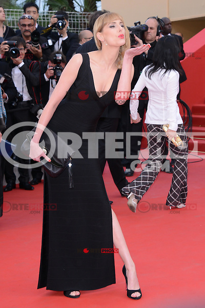 """Frederique Bel attending the """"De Rouille et D'os"""" Premiere during the 65th annual International Cannes Film Festival in Cannes, 17th May 2012...Credit: Timm/face to face /MediaPunch Inc. ***FOR USA ONLY***"""