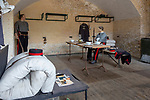 Landguard Fort, Felixstowe, Suffolk, England, UK