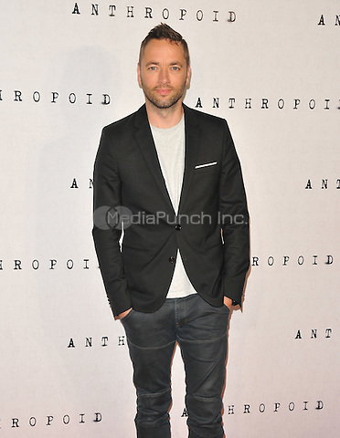 Sean Ellis at the &quot;Anthropoid&quot; UK film premiere, BFI Southbank, Belvedere Road, London, England, UK, on Tuesday 30 August 2016.<br /> CAP/CAN<br /> &copy;CAN/Capital Pictures /MediaPunch ***NORTH AND SOUTH AMERICAS ONLY***