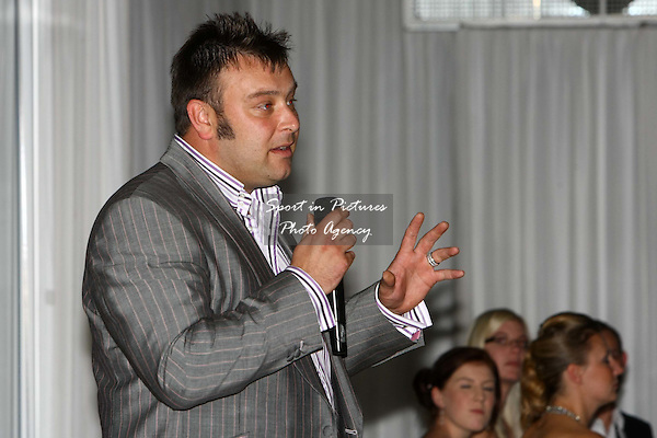 Fozzie Legends Dinner. Boreham House Hotel. Essex. 29/09/2011. MANDATORY Credit Sportinpictures/Garry Bowden - NO UNAUTHORISED USE - 07837 394578