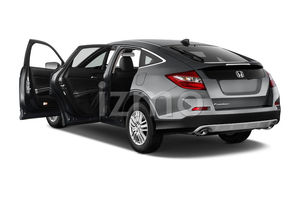 Car images of 2015 Honda Crosstour EX 4 Door Hatchback Doors