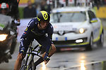 Roman Kreuziger (CZE) Orica-Scott in action during Stage 1, a 14km individual time trial around Dusseldorf, of the 104th edition of the Tour de France 2017, Dusseldorf, Germany. 1st July 2017.<br /> Picture: Eoin Clarke | Cyclefile<br /> <br /> <br /> All photos usage must carry mandatory copyright credit (&copy; Cyclefile | Eoin Clarke)