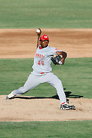 Jonathan Correa - AZL Reds - 2010 Arizona League.Photo by:  Bill Mitchell/Four Seam Images..