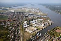 ZAL und Finkenwerder Flugplatz 28.09.2014: Das Zentrum für Angewandte Luftfahrtforschung (ZAL) ist das technologische Forschungs- und Entwicklungsnetzwerk der zivilen Luftfahrtindustrie in der Metropolregion Hamburg.