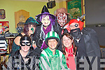 Enjoying the Halloween celebrations in Flannagan's bar Listowel on Friday night were Catherine Flynn, jennifer Kelly and Cara Mulvihill,.   Copyright Kerry's Eye 2008