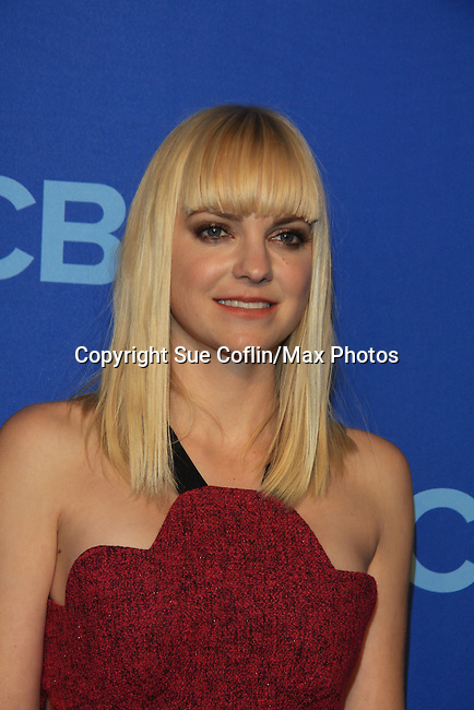 "Anna Faris ""Mom"" at the CBS Upfront on May 15, 2013 at Lincoln Center, New York City, New York. (Photo by Sue Coflin/Max Photos)"