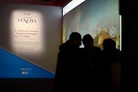 Roma, 1 Dicembre 2017<br /> Macro Testaccio<br /> Mostra google grand tour d'Italia