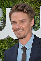 LOS ANGELES, CA. August 10, 2016: Riley Smith at the CBS &amp; Showtime Annual Summer TCA Party with the Stars at the Pacific Design Centre, West Hollywood. <br /> Picture: Paul Smith / Featureflash