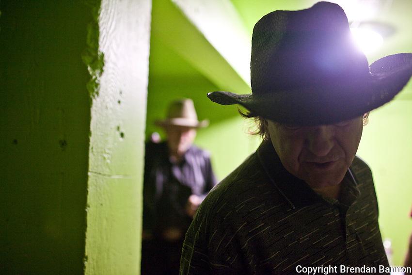 Jim Jones at Rockwell Trouts in Bakersfield, CA