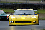 The Corvette Racing C6-R driven by Olivier Beretta and Oliver Gavin at the American Le Mans at the Mid-Ohio, 2006<br /> <br /> Please contact me for the full-size image<br /> <br /> For non-editorial usage, releases are the responsibility of the licensee.
