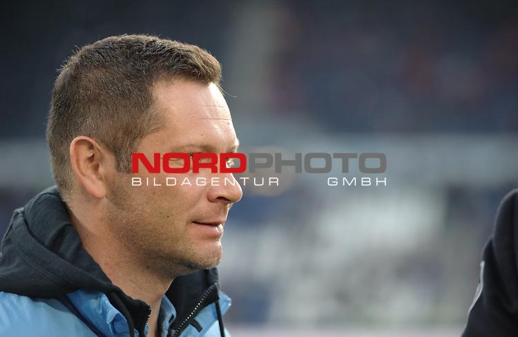 10.04.2015, HDI Arena, Hannover, GER, 1.FBL, Hannover 96 vs Hertha BSC, im Bild Pal Dardai (Trainer Hertha BSC)<br /> <br /> Foto &copy; nordphoto / Frisch