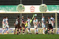 ROTINGHAUSEN - Voetbal, Sankt Pauli - FC Groningen, oefenduel, 01-09-2017, Sankt Pauli scoort 1-0 via Enver Cenk Sahin